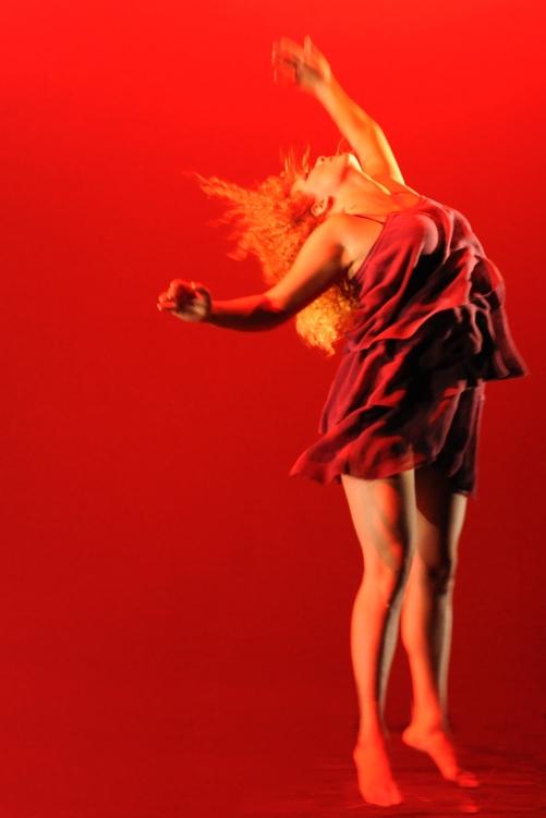 East London Dance - wow, the energy!